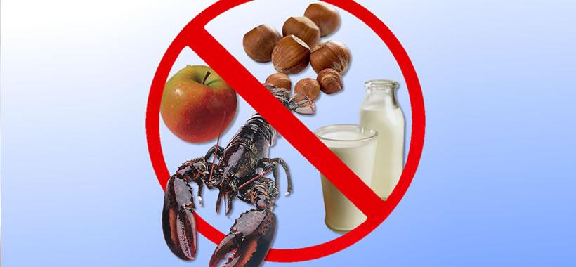 Lebensmittel Allergie